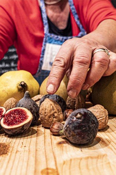 La cognà: dolce metà delle tome Piemontesi