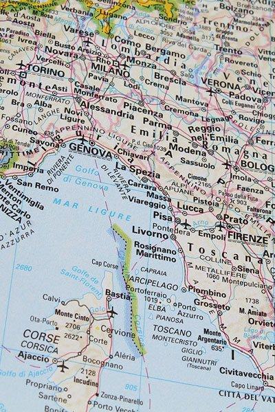 Tour nell'Italia dei Formaggi