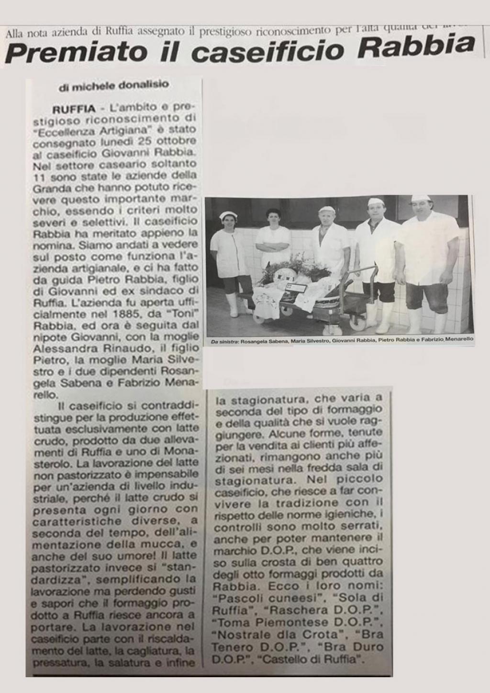 Da Il Corriere di Savigliano
