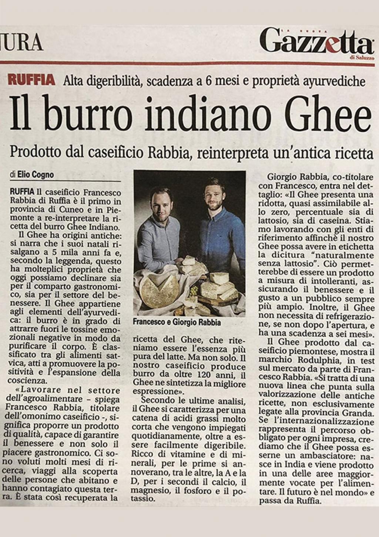 Da Il Corriere di Saluzzo